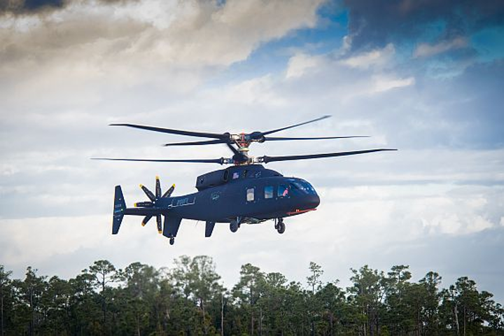 U.S. Army Future Vertical Lift SB>1 Defiant will be powered by updated Honeywell T55