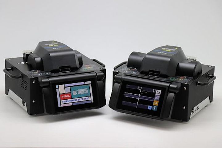 3SAE Technologies introduces FITEL's new compact S185 series of fusion splicers