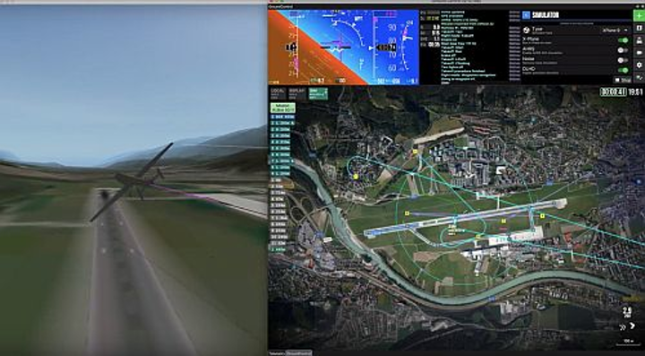 UAVOS launches flight simulator to test UAS of different weights in different conditions