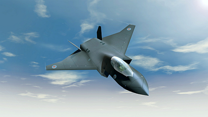 UK government launches opportunity for industry to collaborate on the development of next-generation air power