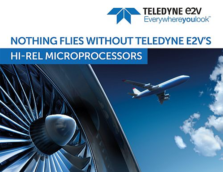 Teledyne e2v releases first military qualified Arm-based processor for aerospace and defense applications