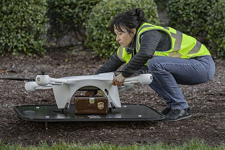 FAA approves UPS and partner Matternet to transport medical samples via drones across hospital system in Raleigh, N.C.