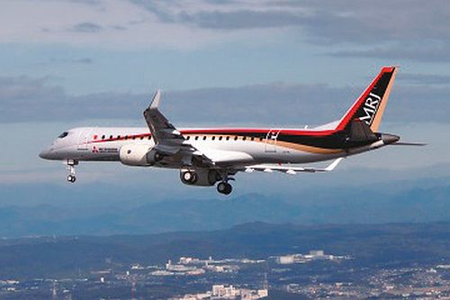 First Japan-built airliner in 50 years takes on Boeing and Airbus