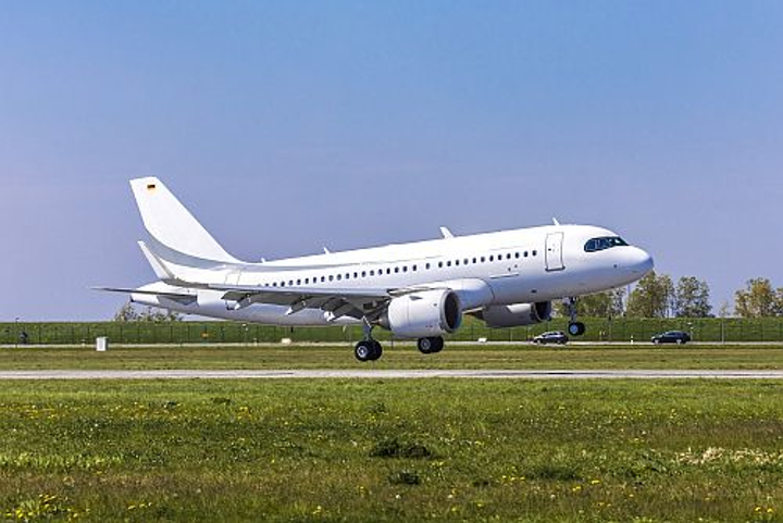 Airbus' ACJ319neo corporate jet makes maiden flight