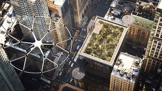 Honeywell and Volocopter agree to jointly test and develop urban air mobility systems