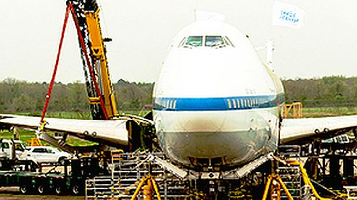 Boeing announces new supply chain agreements at MRO Americas, including new availability for used parts