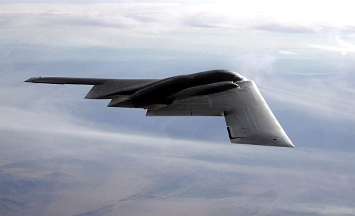 What it takes to keep the B-2 bomber flying
