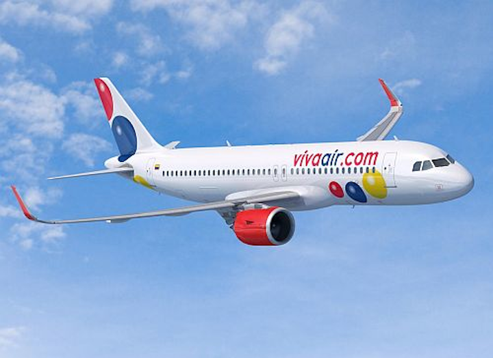 Viva Air selects CFM engines to power its new fleet in $3.2 billion order