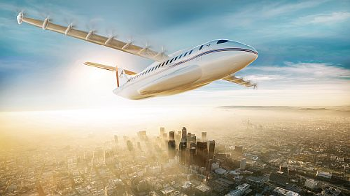 German Aerospace Center discusses the future emission-free electric at its E2Flight symposium