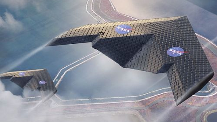 A new type of airplane wing that adapts midflight could change air travel