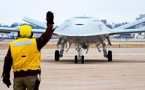 Curtiss-Wright awarded contract to support Boeing's MQ-25 unmanned tanker for the U.S. Navy