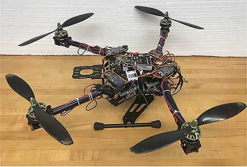 Purdue researcher finds solution for rotorcraft UAVs to withstand windy conditions and handle larger payloads