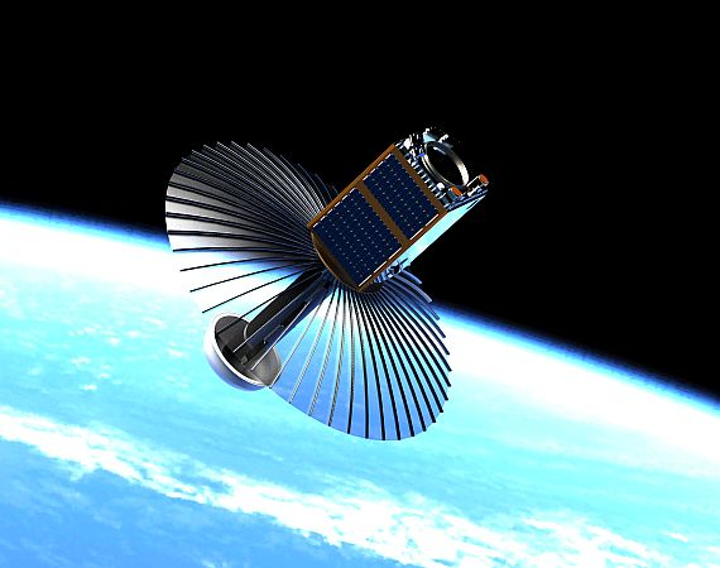 Pair of UK companies move forward with low-cost radar satellite