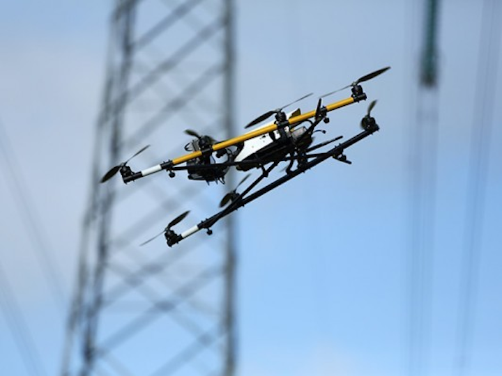 UAS software company Cyberhawk acquired by Magnesium Capital