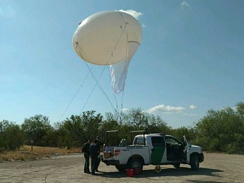 U.S. Army awards Drone Aviation a contract for its WASP Lite Aerostat system