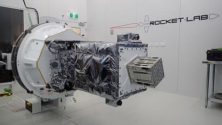 Northrup Grumman led team of commercial suppliers to deliver a 150 kg smallsat from concept to orbit in 20 months for DARPA