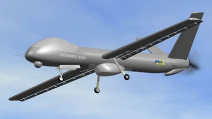 Elbit Systems to supply intelligence integrated systems based on MALE UAS in $70 million contract