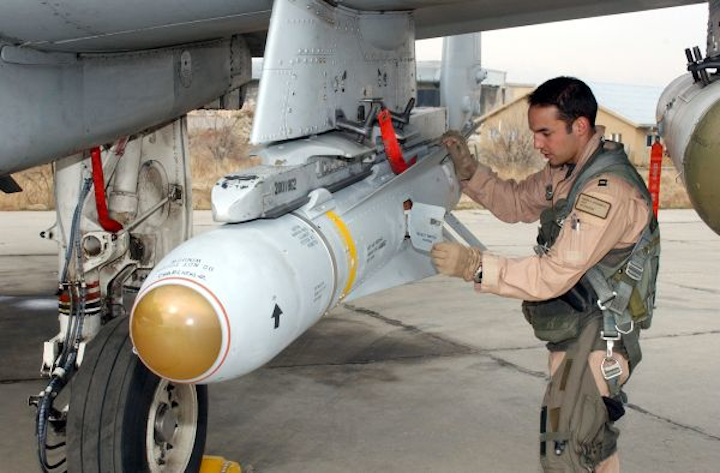 Indonesian Air Force selects Marvin Test Solutions field test set, modular target simulator for Maverick missile testing