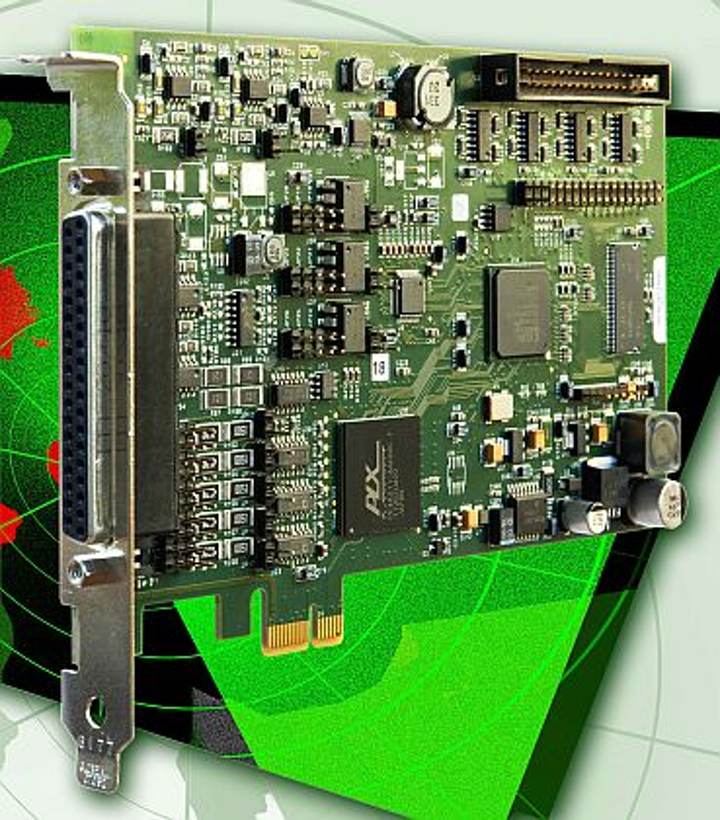 PCI Express radar data-acquisition card for military radars introduced by Cambridge Pixel