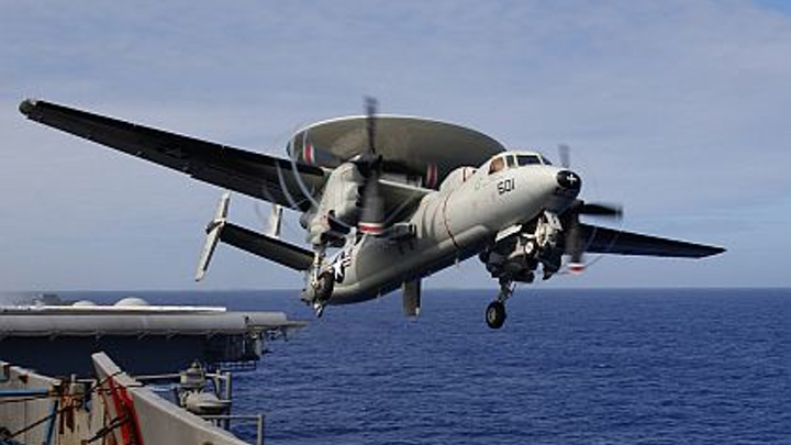 Navy chooses fiber optic aircraft test and measurement equipment from Clear Align