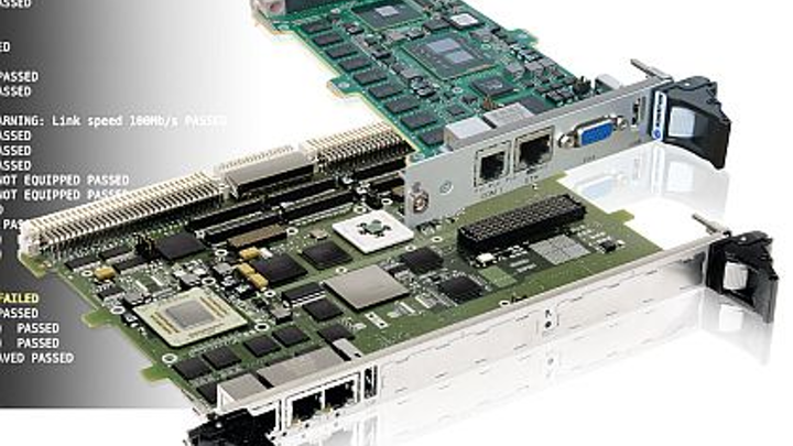 Power-on built-in test (PBIT) capability for embedded computing introduced by Kontron