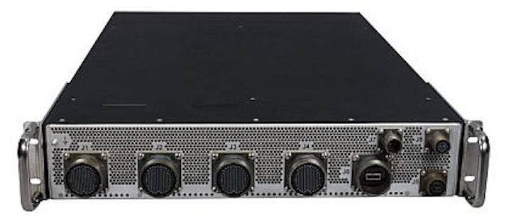 Ruggedized Cisco Ethernet switch for vetronics, avionics, and C4ISR introduced by Parvus