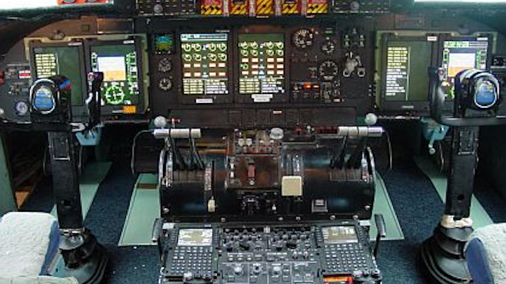 Avionics upgrades for C-5M cargo jet are top priority in DOD 2013 technology-insertion plans