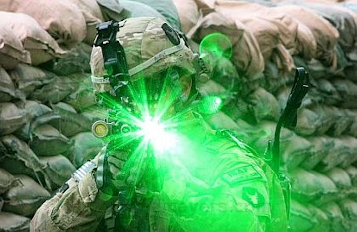Pentagon proposes deep cuts in lasers and directed-energy weapons work in 2013 budget