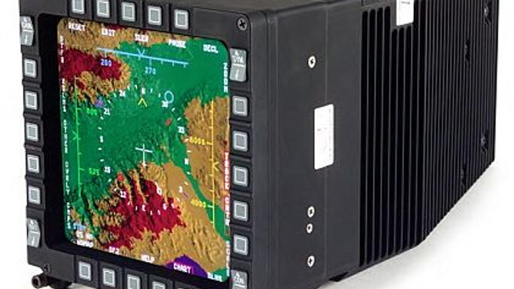 Navy turns to Honeywell to provide avionics displays for F/A-18F and EA-18G aircraft