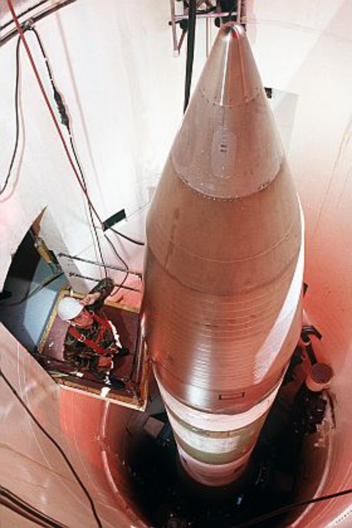 Nuclear ballistic missile command and control technology still a prime military concern