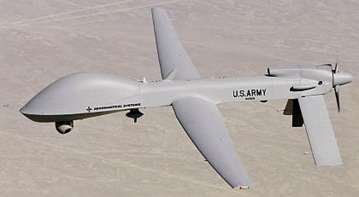 DOD plans to spend $5.78 billion for unmanned vehicles procurement and research in 2013