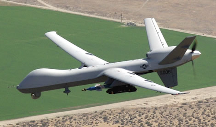Progress toward enabling manned and unmanned aircraft to share common airspace slow but encouraging