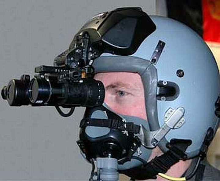 Vision Systems to provide night-vision capability for Air Force and Navy fighter pilots