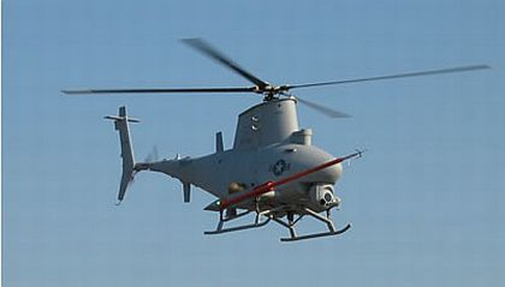 Northrop Grumman moves forward with MQ-8 unmanned helicopter upgrades in potential $262.3 million contract