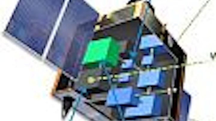 DARPA moves ahead with fractionated-satellite System F6 program with solicitation for affordable satellite bus
