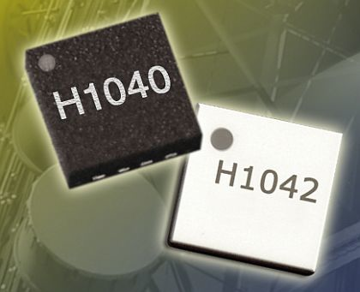 RF and microwave amplifiers and mixers for military sensors and SATCOM introduced by Hittite