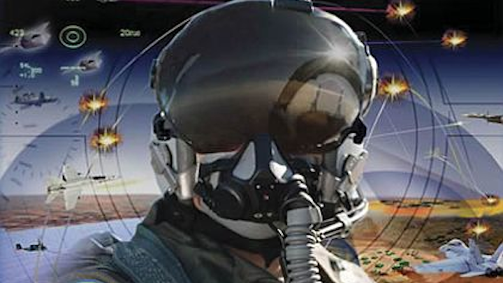 Boeing looks to Vision Systems for helmet-mounted displays for jet fighter aircraft pilots