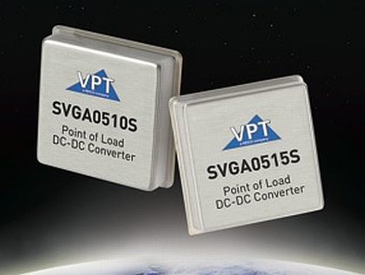 Radiation-hardened DC-DC converter for orbital and deep-space applications introduced by VPT