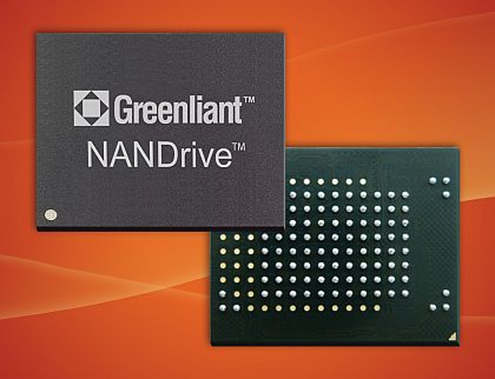 Rugged solid-state drives for industrial and automotive applications introduced by Greenliant