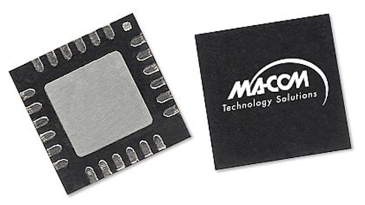 Six-bit digital phase shifter for communications antenna and radar introduced by M/A-COM