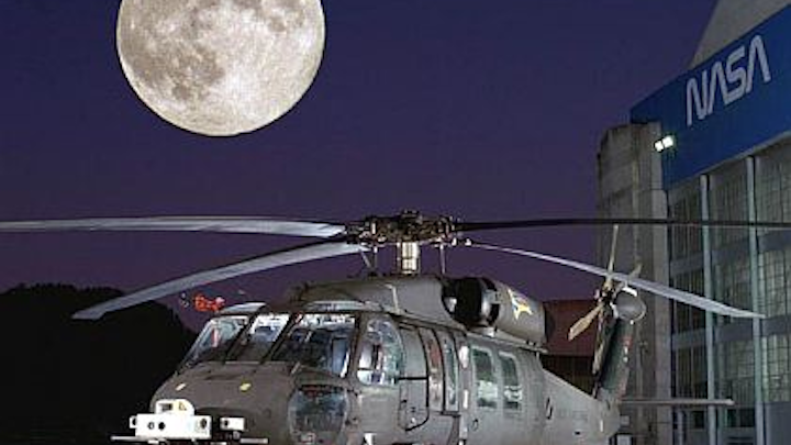 NASA struggles to overhaul 20-year-old flight-control computers on Black Hawk research helicopter