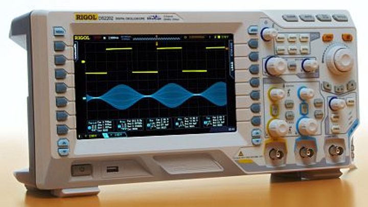 Digital oscilloscope for test and measurement in aerospace and defense introduced by Ringol
