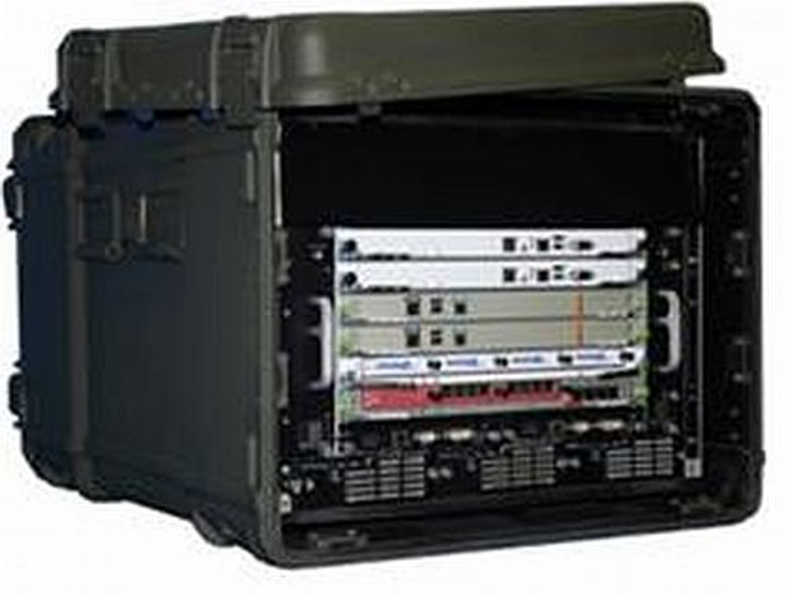 Rugged AdvancedTCA computing for C4ISR, sensor processing, tactical networking introduced by SANBlaze