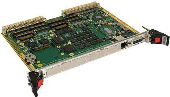 6U VME single-board computers with 3rd generation Intel Core i7 processors introduced by Concurrent