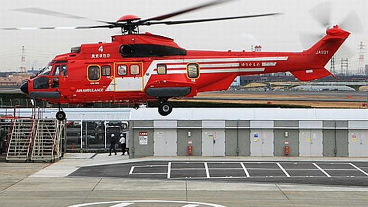 Tokyo Fire Department buys a second EC225 Super Puma helicopter for fire fighting and medevac operations