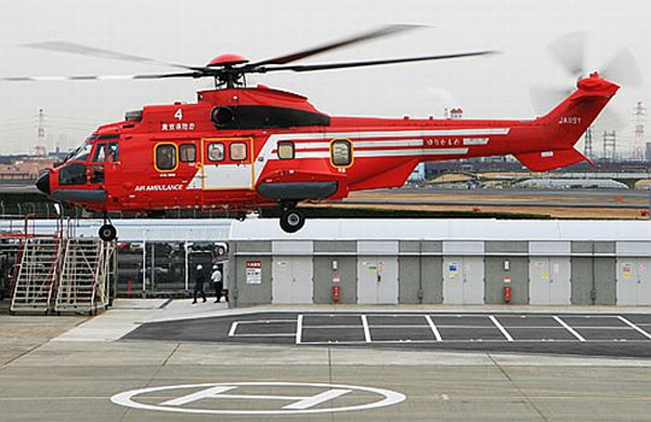 Equivalente Tender Alinear  Tokyo Fire Department buys a second EC225 Super Puma helicopter for fire  fighting and medevac operations | Intelligent Aerospace