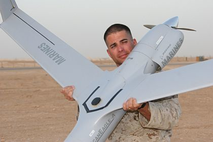 Insitu wins contracts at Farnborough to provide ScanEagle small UAVs to military forces in Japan and Singapore