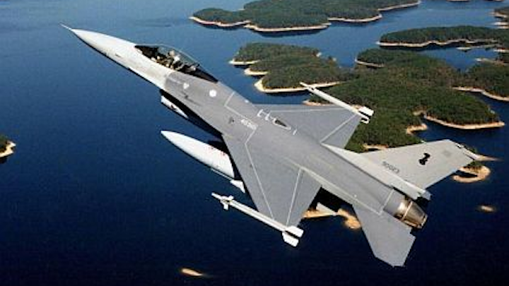 Lockheed Martin to upgrade Royal Thai Air Force F-16 jet fighters in $2.6 billion contract
