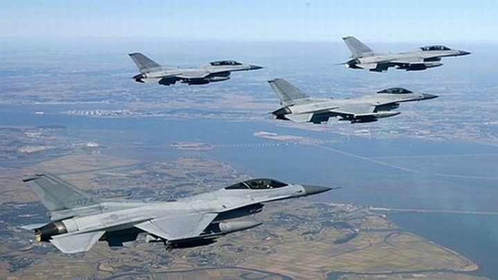 BAE Systems to upgrade avionics and electronic systems for South Korea's fleet of F-16 jet fighters