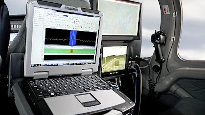 Aircraft-based COMINT system for military, border, and maritime use introduced by Rohde & Schwarz